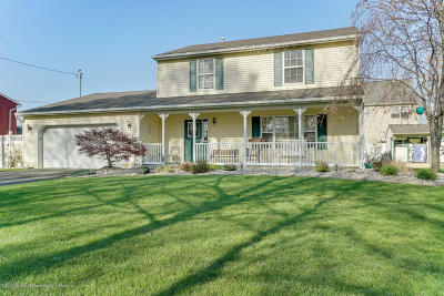 Monmouth County Single Family Home For Sale: 2a 1st Avenue