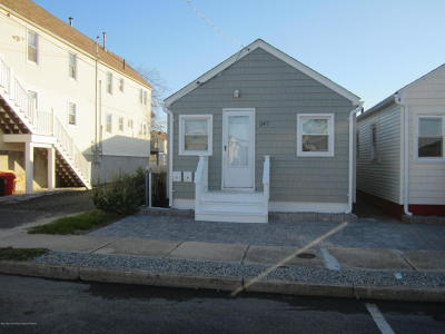 Seaside Heights Multi Family Home For Sale: 247 Sherman Avenue