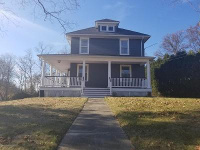Hazlet Single Family Home Under Contract: 678 Holmdel Road