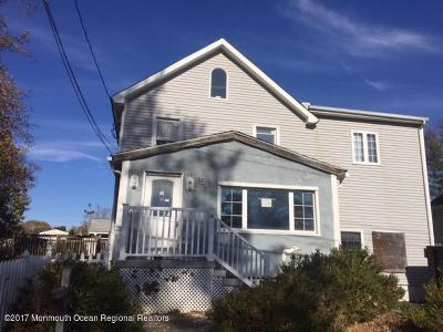 Hazlet Single Family Home For Sale: 55 10th Street