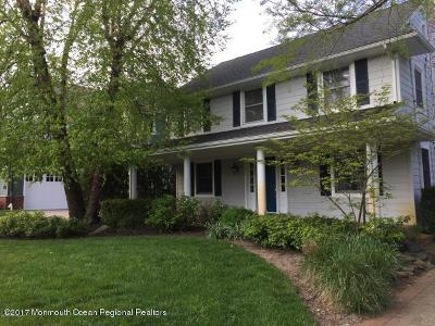 Spring Lake Rental For Rent: 212 Lorraine Avenue