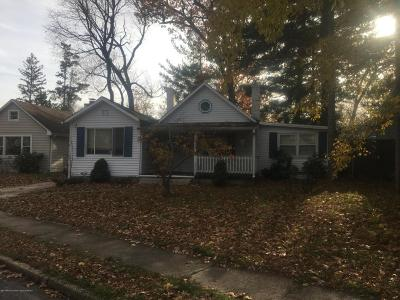 Single Family Home Under Contract: 1504 N Wanamassa Drive