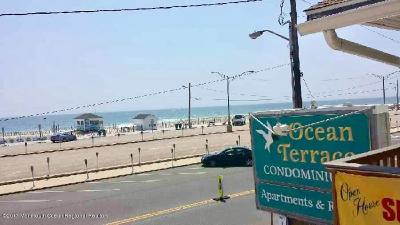 Seaside Park Condo/Townhouse For Sale: 1709 N Ocean Avenue #356