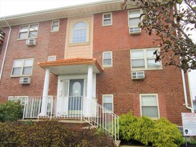 Asbury Park Condo/Townhouse For Sale: 1203 Bergh Street #101