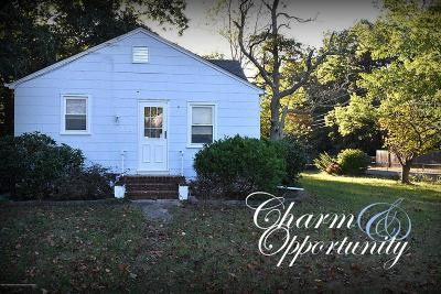 Howell Single Family Home Under Contract: 235 Midland Boulevard