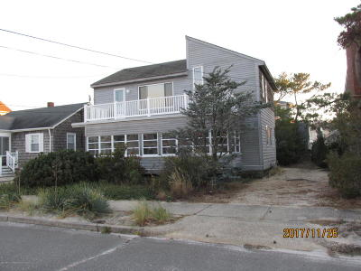 Seaside Park Single Family Home Under Contract: 29 10th Avenue