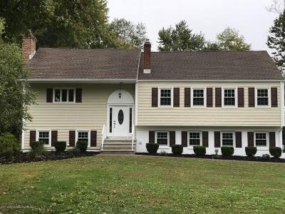 Freehold Single Family Home For Sale: 182 Plymouth Drive