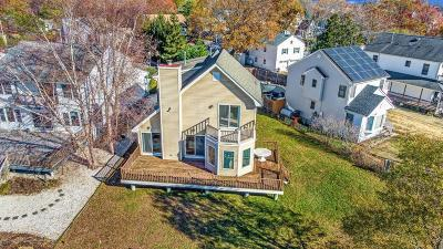 Point Pleasant Single Family Home For Sale: 742 Howe Street