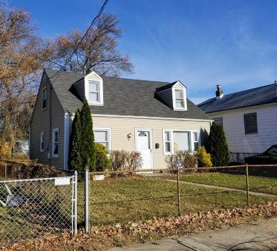 Neptune Township Single Family Home Under Contract: 1713 Stratford Avenue