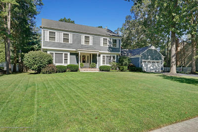 Toms River Single Family Home For Sale: 205 Jumping Brook Drive