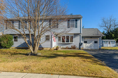 Long Branch Single Family Home For Sale: 85 William Street
