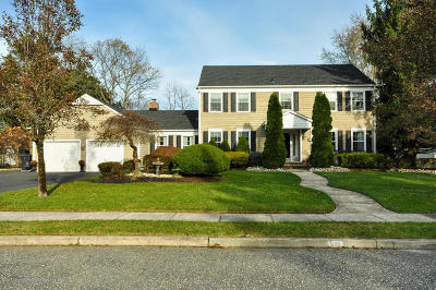 Toms River Single Family Home For Sale: 285 Rivers Edge Lane