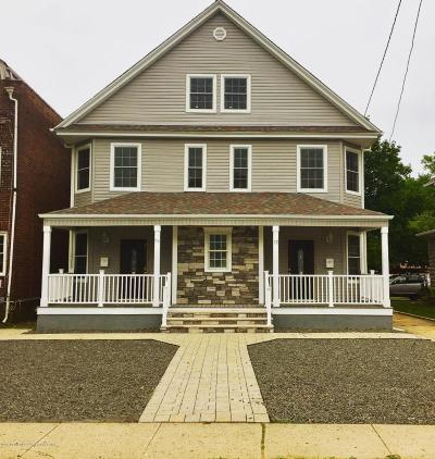 Red Bank Multi Family Home For Sale: 72-74 Peters Place