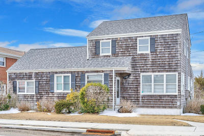 Seaside Park Multi Family Home For Sale: 201 SW Central Avenue