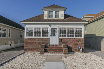 Point Pleasant Beach Single Family Home For Sale: 167 Ocean Avenue