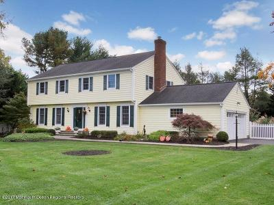 Colts Neck Single Family Home For Sale: 64 Laurelwood Drive
