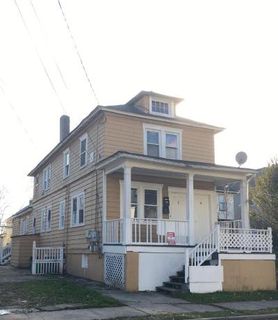 Asbury Park Multi Family Home For Sale: 1512 Summerfield Avenue