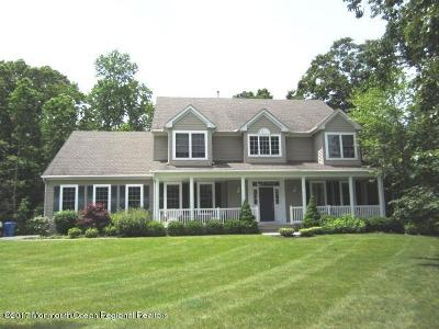 Tinton Falls Single Family Home For Sale: 6 Marissa Lane