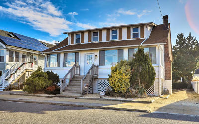 Seaside Park Single Family Home For Sale: 25 I Street
