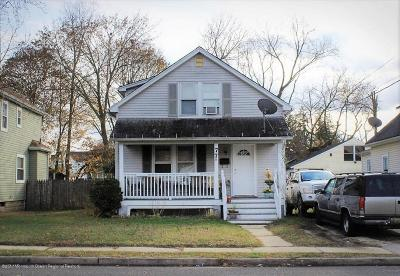 Red Bank Single Family Home For Sale: 77 W Sunset Avenue