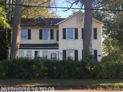 Colts Neck Single Family Home Under Contract: 306 Route 537