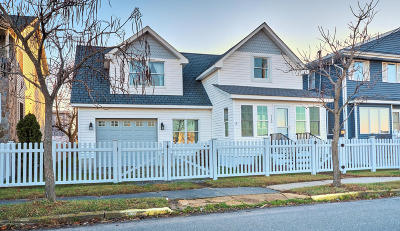 Seaside Park Single Family Home For Sale: 113 I Street