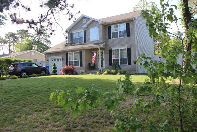 Toms River Single Family Home For Sale: 708 6th Avenue
