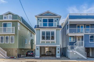 Avon-by-the-sea, Belmar, Bradley Beach, Brielle, Manasquan, Spring Lake, Spring Lake Heights Single Family Home For Sale: 259 1st Avenue
