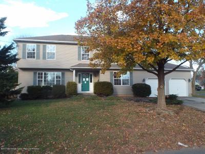 Sea Girt Single Family Home For Sale: 2179 Begonia Avenue