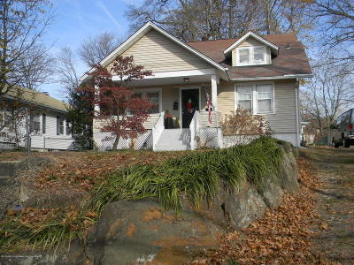 Atlantic Highlands, Highlands Single Family Home For Sale: 62 Memorial Parkway