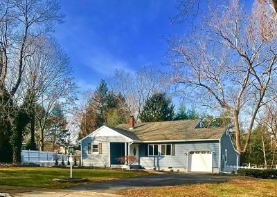 Middletown Single Family Home Under Contract: 5 Coral Place