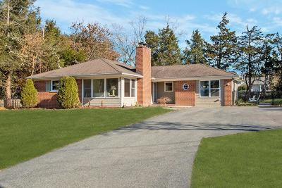 Toms River Single Family Home Under Contract: 619 Elmhurst Court