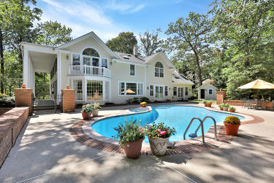 Avon-by-the-sea, Belmar, Bradley Beach, Brielle, Manasquan, Spring Lake, Spring Lake Heights Single Family Home For Sale: 612 Oceanview Road