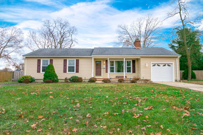 Sea Girt Single Family Home For Sale: 2128 Old Mill Road
