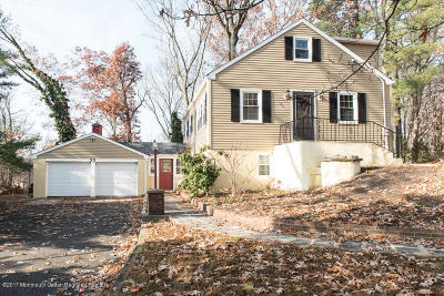 Manalapan Single Family Home For Sale: 55 Pease Road