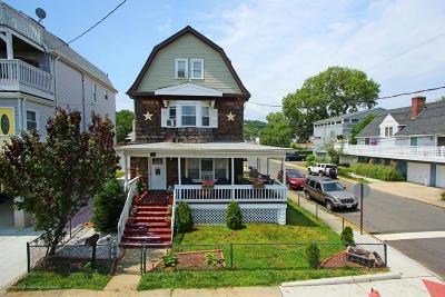 Atlantic Highlands, Highlands Single Family Home For Sale: 21 Shrewsbury Avenue