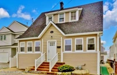 Seaside Park Single Family Home For Sale: 17 Farragut Avenue