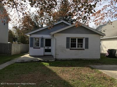Toms River Single Family Home For Sale: 1406 Burns Avenue