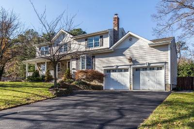Toms River Single Family Home Under Contract: 43 Winchester Drive