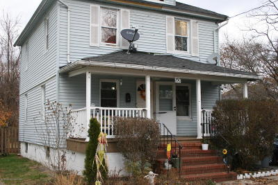 Red Bank Single Family Home For Sale: 150 River Street