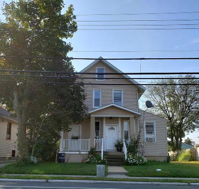 Long Branch Multi Family Home For Sale: 118 Joline Avenue