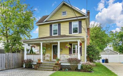 Point Pleasant Single Family Home For Sale: 1104 Morris Avenue