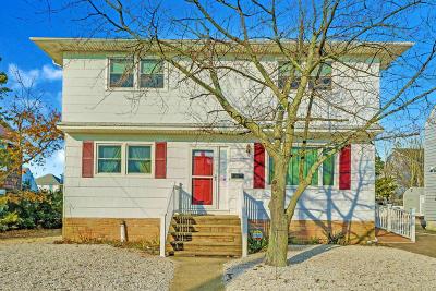 Seaside Park Single Family Home For Sale: 54 F Street