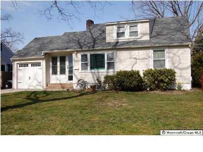 Manasquan Rental For Rent: 324 Cedar Avenue