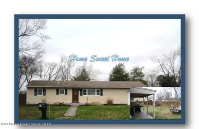 Brick Single Family Home For Sale: 17 Rosalind Road