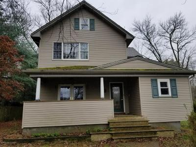 Aberdeen, Matawan Single Family Home For Sale: 5 Willow Avenue