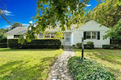 West Long Branch Single Family Home For Sale: 510 Cedar Avenue
