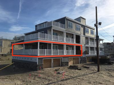 Seaside Heights Condo/Townhouse Under Contract: 1515 Ocean Terr #1