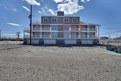 Seaside Heights Condo/Townhouse For Sale: 1515 Ocean Terr #5