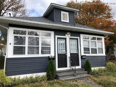 Multi Family Home For Sale: 137 Woodland Avenue